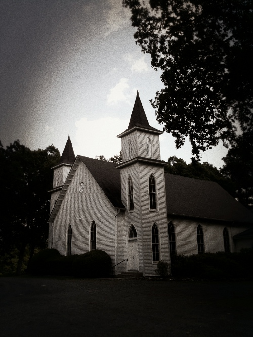 Chatham County church